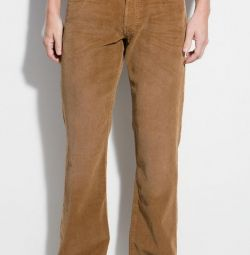 βελούδινα παντελόνια 100% βαμβάκι και επένδυση από βαμβάκι