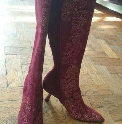 Жіночі чоботи UAD MEDANI
