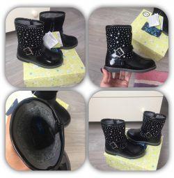 New boots true safari 28 p autumn-spring