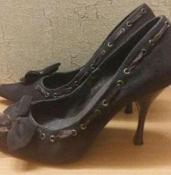 Çikolata ayakkabı