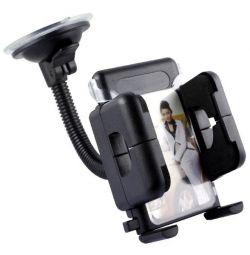 Arabada tutucu cep telefonu sahibi