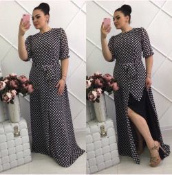 Evening dress 48-50