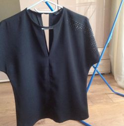 Blouse from Zara Women