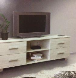 TV Sehpası (TV, TV için). Garantili.