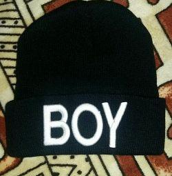 Çocuk şapkası Yeni.