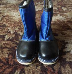 Χειμερινές μπότες, ΝΕΟ