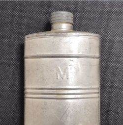 Flask Military 40th Flask for water