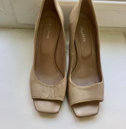 Кожаные туфли ( Италия)