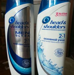 Shampoo Head & Shoulders 2 in 1