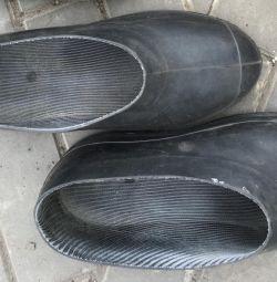 Galoshes pe cizme Nou