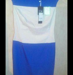 Το φόρεμα είναι λεπτό για το καλοκαίρι μας, πουλώντας ρούχα