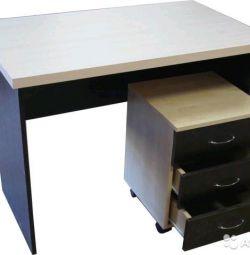 New Desk 201 Oak wenge