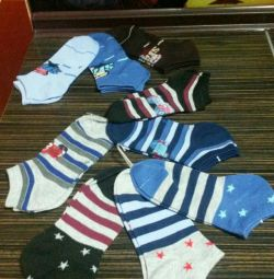 Children's socks, new for boys