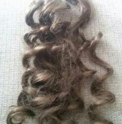 Локони волосся 7 шт.