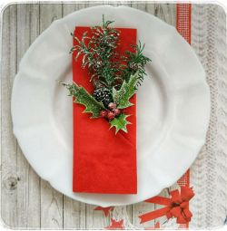 Napkin Decoration