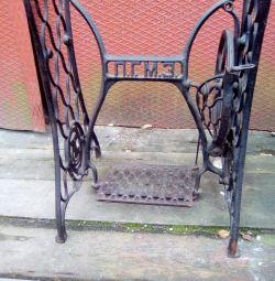Cast iron bed from Shva Masha Ki