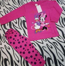 pijamale frumoase pentru fete