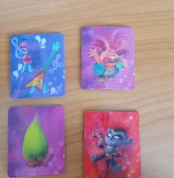 Cards Trolls