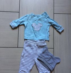 Kit for newborn