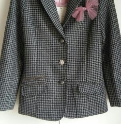 Jacket for girls 12-13 years