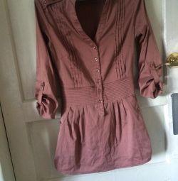 Bluză tunică pentru femei