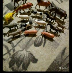Игрушки ферма