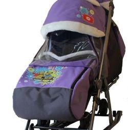 Galaxy kids 1-1 plus sledge