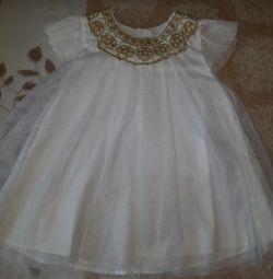 H & M elbise 80 beden