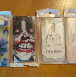 Xiaomi silicone cases