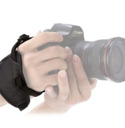 Universal Carrying Strap for Cameras