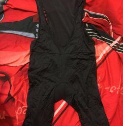 New bike shorts overalls