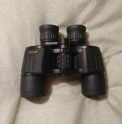 Nikon binoculars 16x45 blak