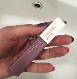 Matte lip gloss / κραγιόν ανθεκτικό