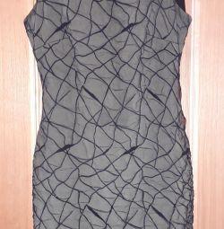 Yeni kokteyl elbisesi