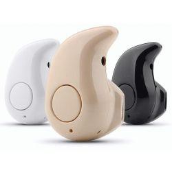 Μίνι ακουστικά Bluetooth για κινητό τηλέφωνο.