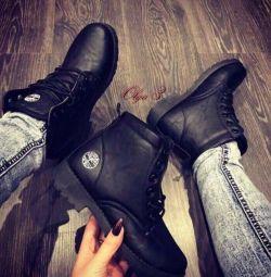 Ботинки. Зима. 36 размер