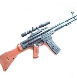 Children's rifle - NSM.303A submachine gun