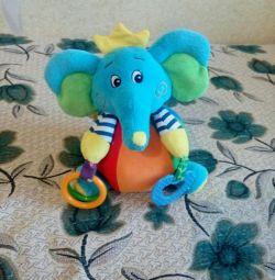 Развивающийся слоник