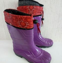 Insulated boots р.33-34