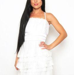 Beautiful short dress, new 42p