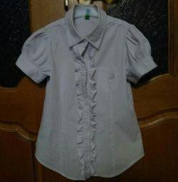 Bluză de școală