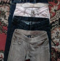 P134-140 jeans