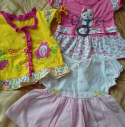 Φορέματα για το μωρό