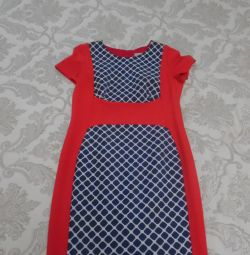 Φόρεμα γυναικών midi bialcon σελ. 46-48