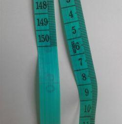 150cm çift taraflı bant - 60 inç