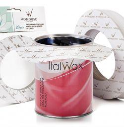 Inele de protecție pentru încălzitor, 20 buc. italwax