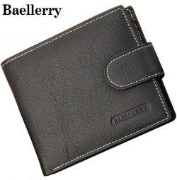 Men's wallet Baellerry. The black