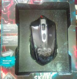 Defender Skull Gaming Mouse