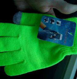 Mănuși de senzor