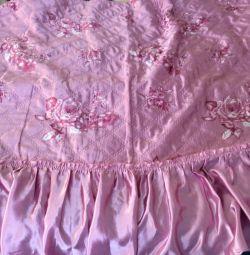 Bedspread. Size 120 * 200cm